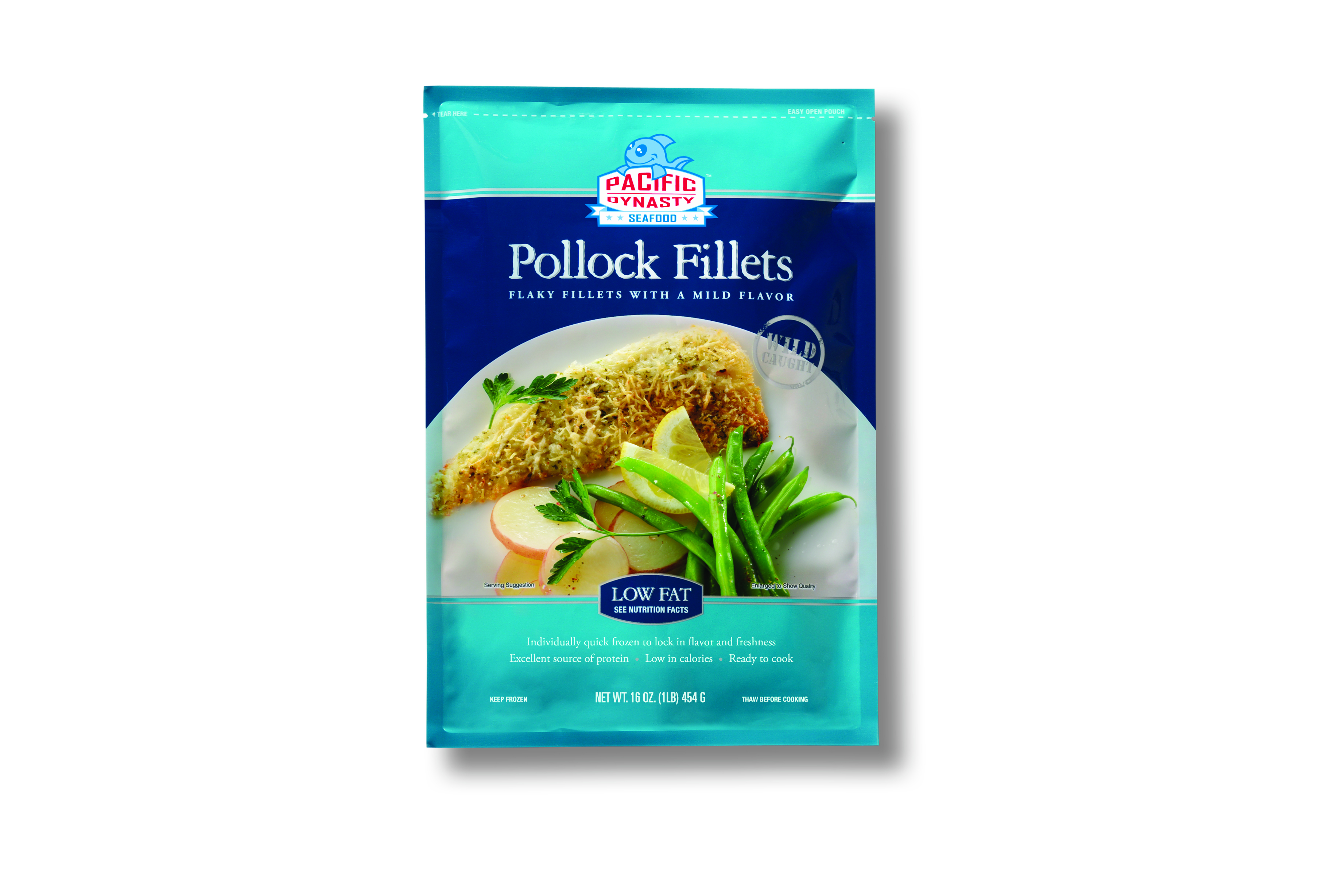 Fish products pacific dynasty seafood for Fishpond products